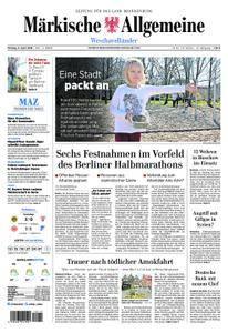 Märkische Allgemeine Westhavelländer - 09. April 2018