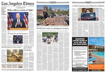 Los Angeles Times – August 21, 2020