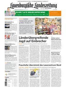 Lauenburgische Landeszeitung - 28. Dezember 2017