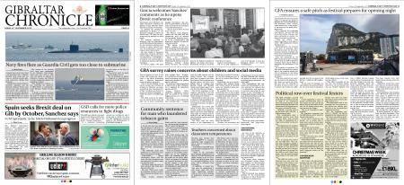 Gibraltar Chronicle – 21 September 2018