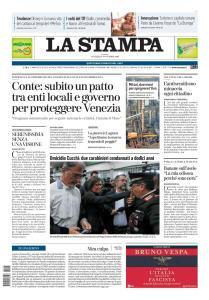 La Stampa Torino Provincia e Canavese - 15 Novembre 2019