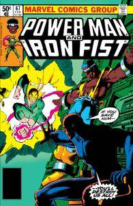 Bronze Age Baby -Power Man  Iron Fist 067 1981 Digital