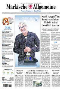 Märkische Allgemeine Neues Granseer Tageblatt - 17. September 2019