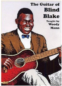 Woody Mann - The Guitar Of Blind Blake