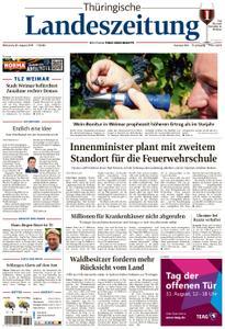 Thüringische Landeszeitung – 28. August 2019