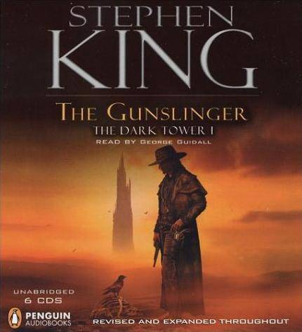 Unabridged Audiobook | The Dark Tower I: The Gunslinger by Stephen King