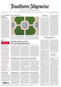 Frankfurter Allgemeine Zeitung F.A.Z. - 05. November 2018