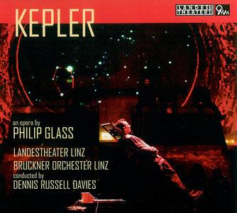 Landestheater Linz; Bruckner Orchester Linz; Dennis Russell Davies - Philip Glass: Kepler (2011) 2CDs + DVD5 [Re-Up]