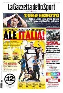 La Gazzetta dello Sport Roma – 17 settembre 2019