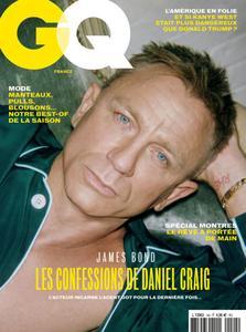 GQ France - novembre 2020