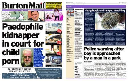 Burton Mail – September 22, 2018
