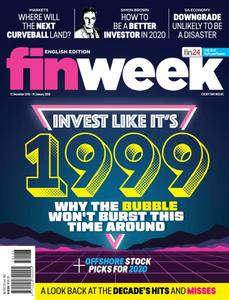 Finweek English Edition - December 12, 2019