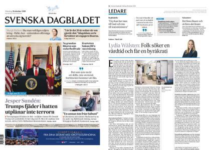 Svenska Dagbladet – 28 oktober 2019