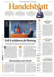 Handelsblatt - 29 Oktober 2020