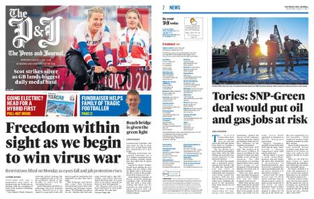 The Press and Journal Moray – August 04, 2021