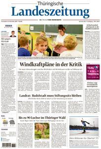 Thüringische Landeszeitung – 16. November 2019