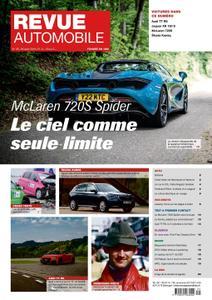 Revue Automobile – 29 août 2019
