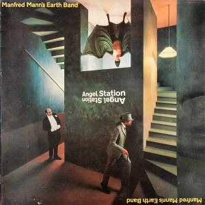 Manfred Mann's Earth Band - Angel Station (1979) [LP, Italy Press, DSD128]