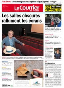 Le Courrier de l'Ouest Angers – 30 mai 2020
