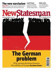 New Statesman - 15 - 21 September 2017