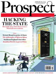 Prospect Magazine - February 2010
