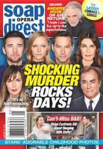 Soap Opera Digest - January 29, 2018