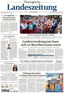 Thüringische Landeszeitung – 30. August 2019