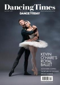 Dancing Times - Issue 1292 - April 2018