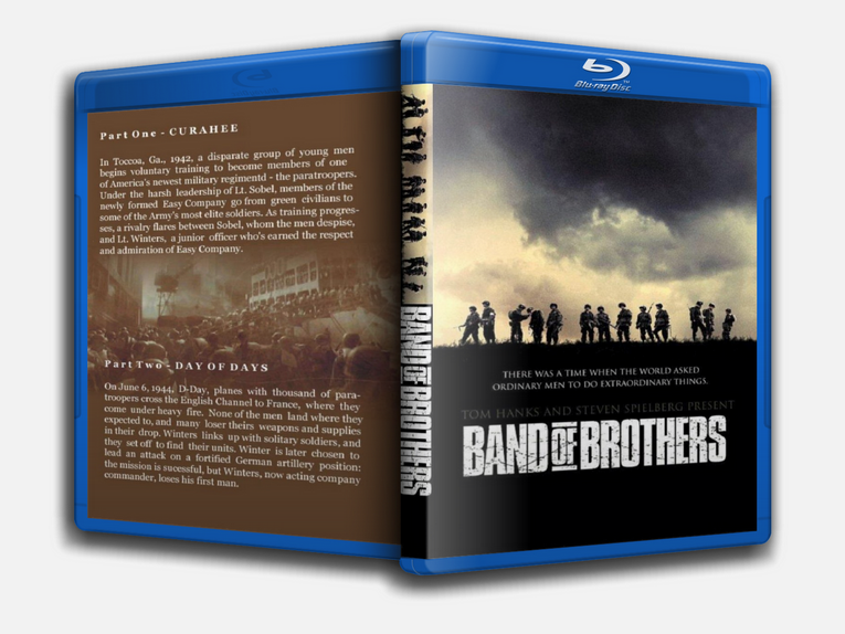Band of Brothers (2001) [Complete Series]