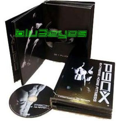 Beachbody P90X -  Most Extreme Home Fitness Training System Ever