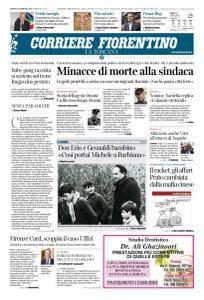 Corriere Fiorentino La Toscana - 20 Gennaio 2018