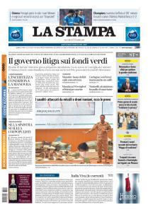La Stampa Imperia e Sanremo - 19 Settembre 2019