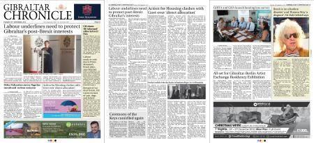 Gibraltar Chronicle – 25 September 2018