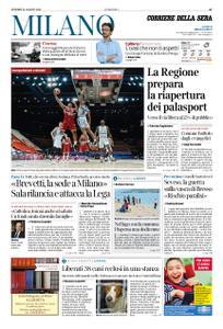 Corriere della Sera Milano – 28 agosto 2020