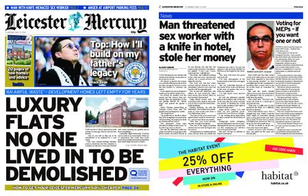 Leicester Mercury – May 23, 2019