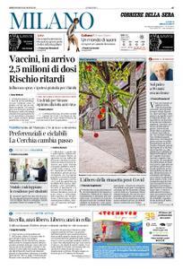 Corriere della Sera Milano – 29 luglio 2020