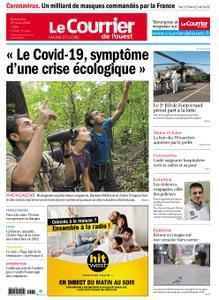 Le Courrier de l'Ouest Cholet – 29 mars 2020