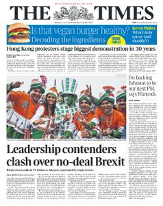 The Times - 17 June 2019