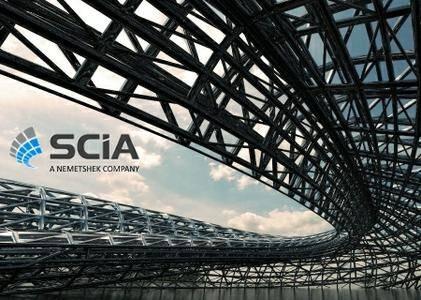 Nemetschek SCIA Engineer 2015 version 15.2.99