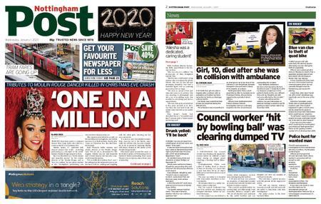 Nottingham Post – January 01, 2020