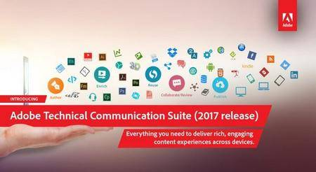 Adobe Technical Communication Suite 2017 Multilingual