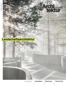 Architektur+Technik - April 2019