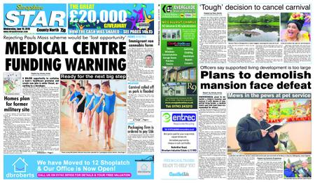 Shropshire Star North County Edition – June 19, 2019