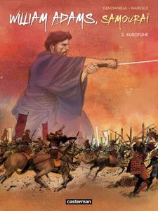 William Adams, samouraï - 02 Tomes