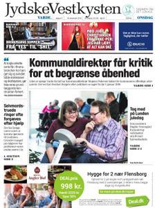 JydskeVestkysten Varde – 26. december 2018