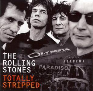 The Rolling Stones - Totally Stripped (2016) Re-Up