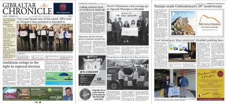 Gibraltar Chronicle – 04 December 2018
