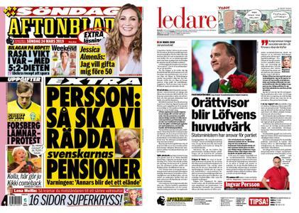 Aftonbladet – 24 mars 2019