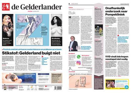 De Gelderlander - Winterswijk – 12 oktober 2019