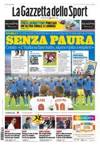 La Gazzetta dello Sport Nazionale - 9 Luglio 2021